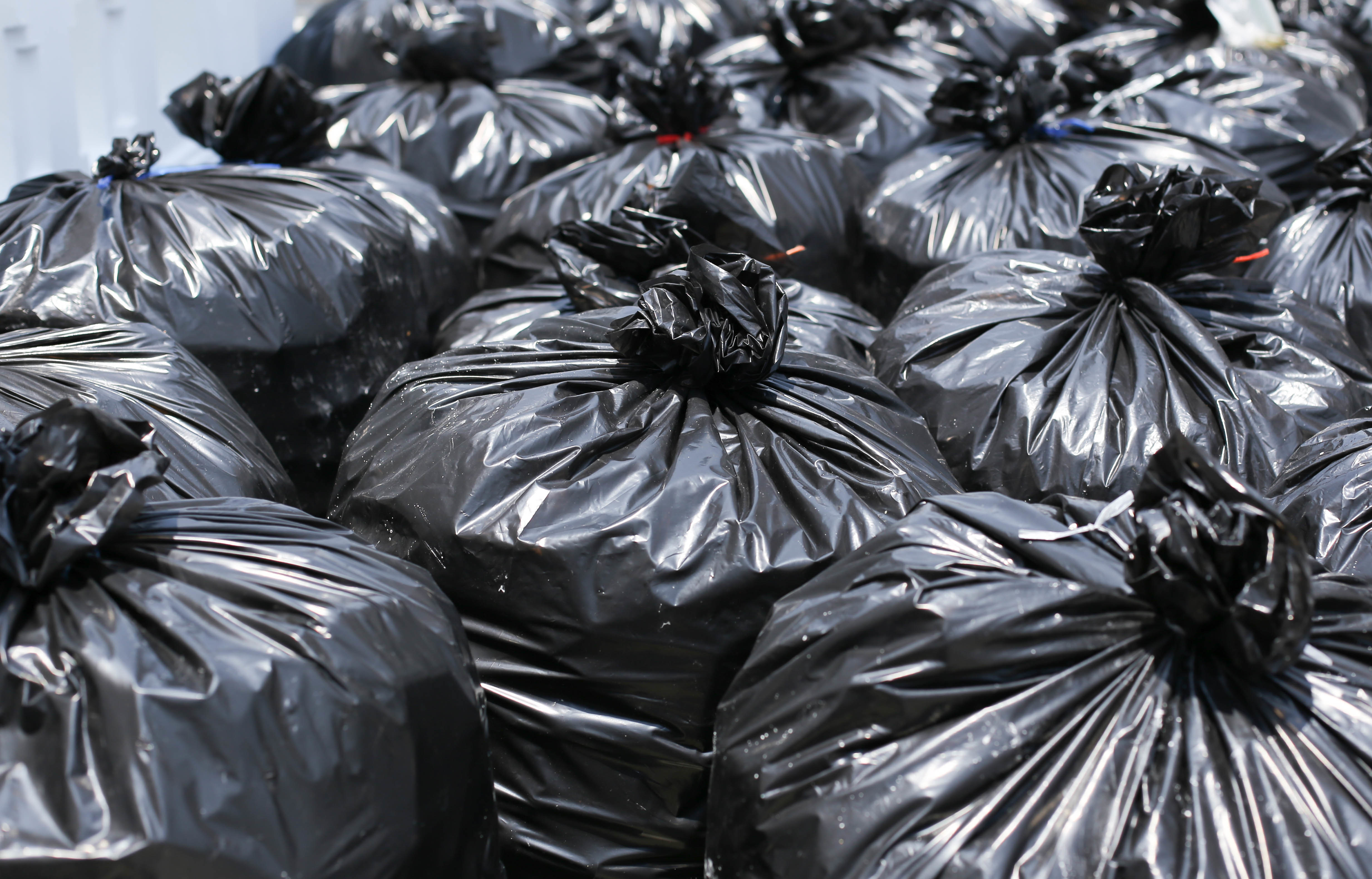 Garbage bag sales skyrocket after supermarket plastic bag ban