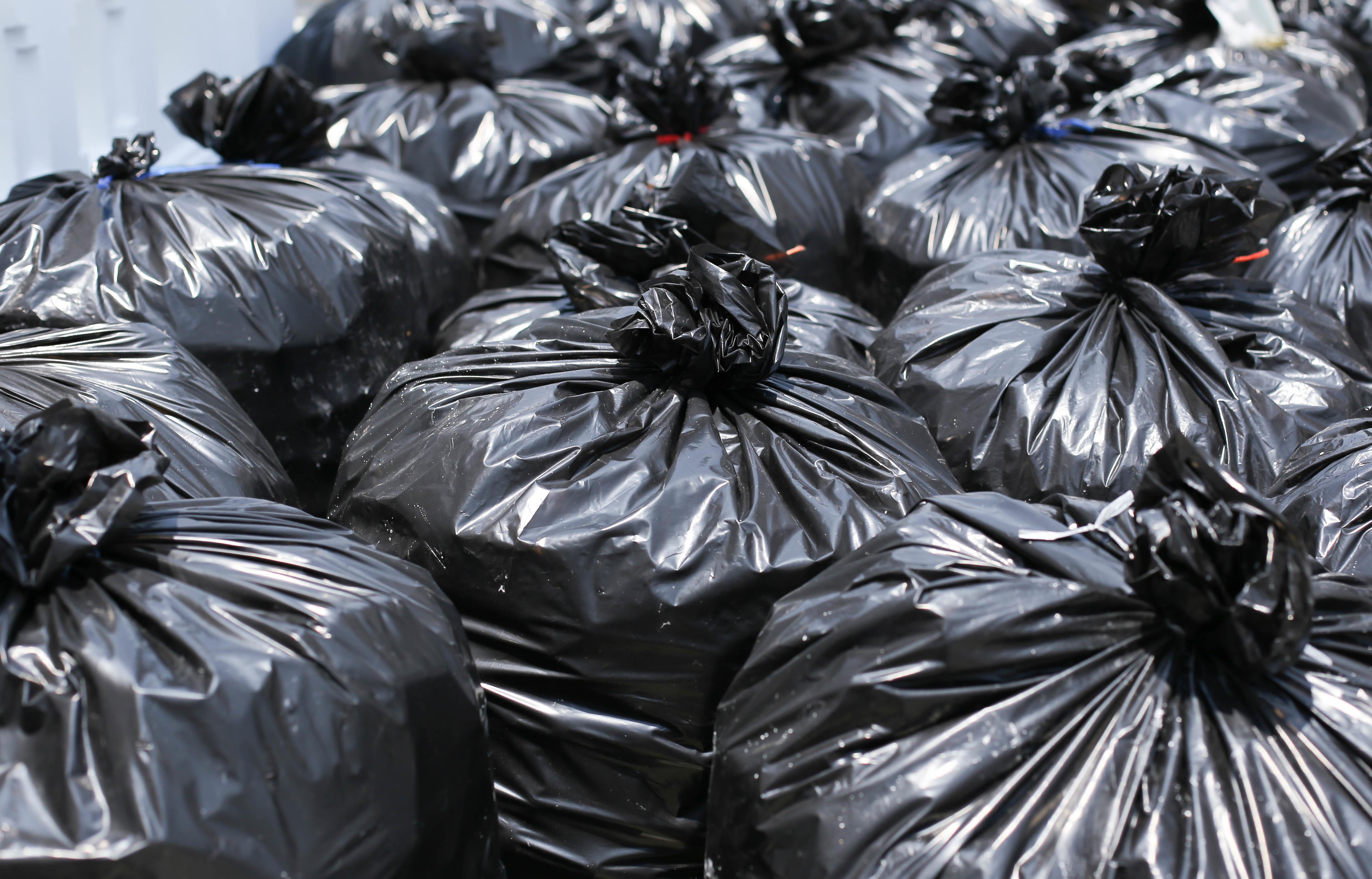 Article image for Garbage bag sales skyrocket after supermarket plastic bag ban