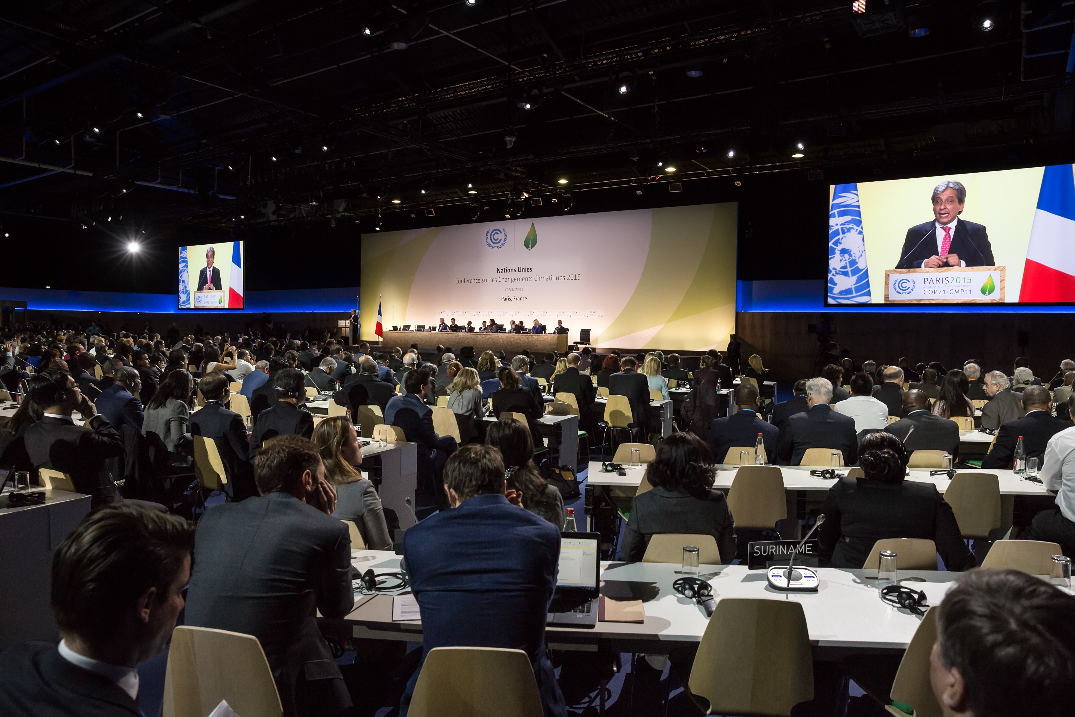 Article image for UN bars Australia from stage at climate summit, China and India invited to speak
