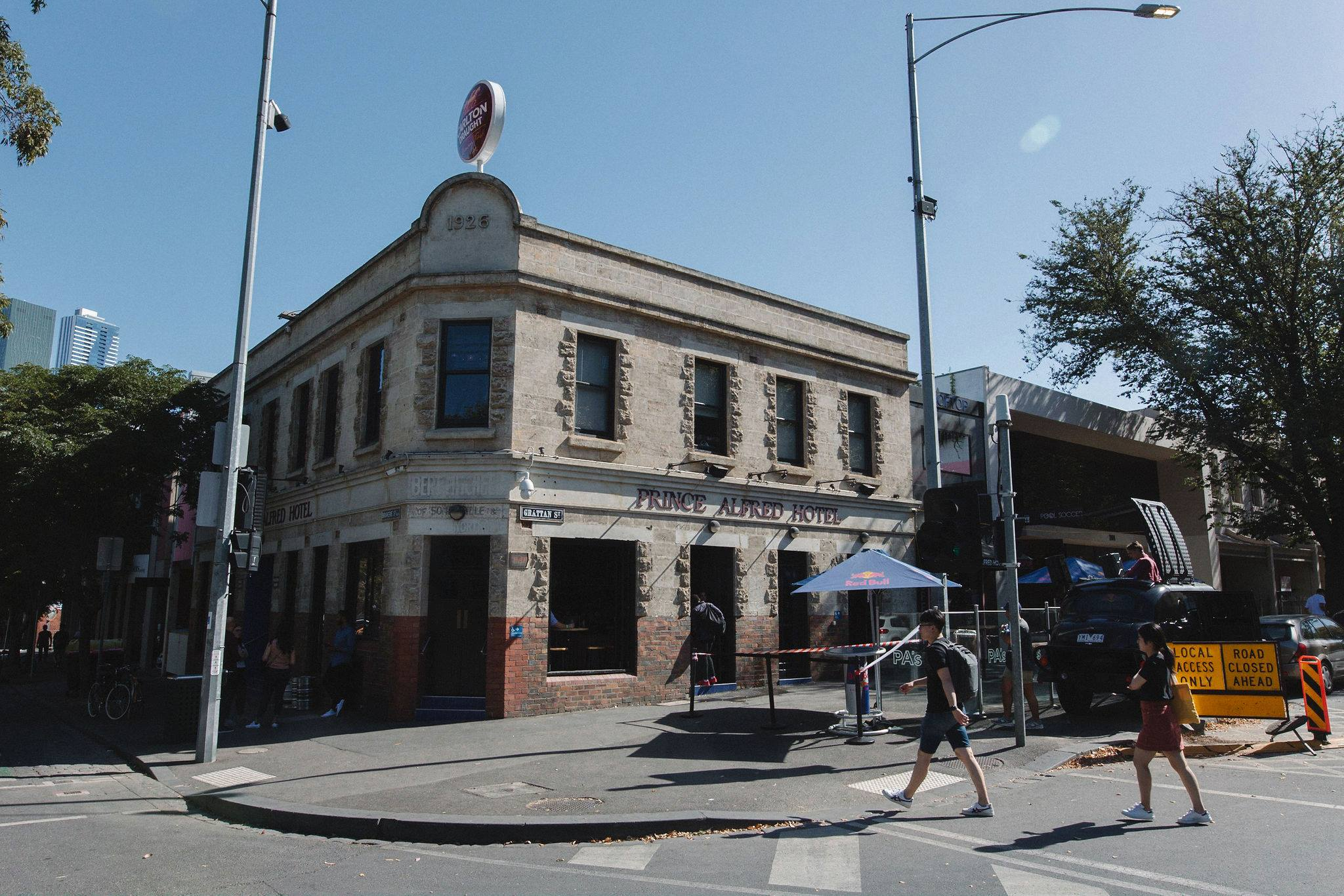 Article image for Pub Of The Week: Tony Leonard reviews the Prince Alfred Hotel