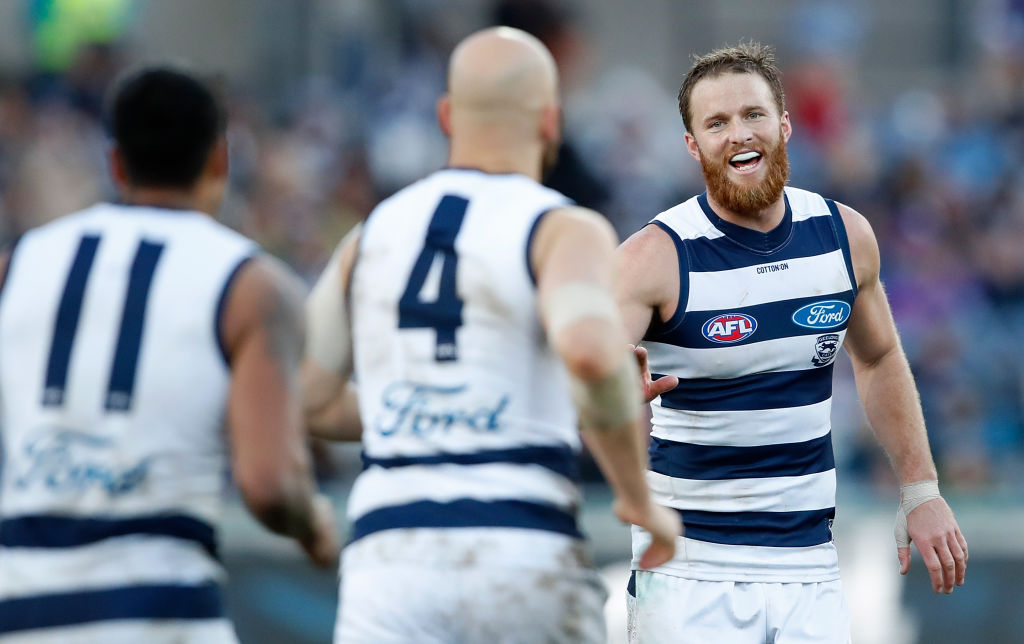 Geelong set to spring selection shock for preliminary final