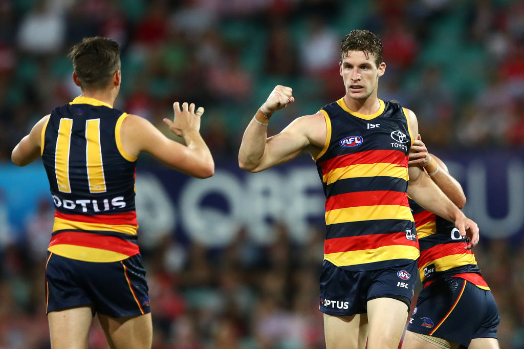 Article image for Josh Jenkins and Adelaide to part ways this off-season