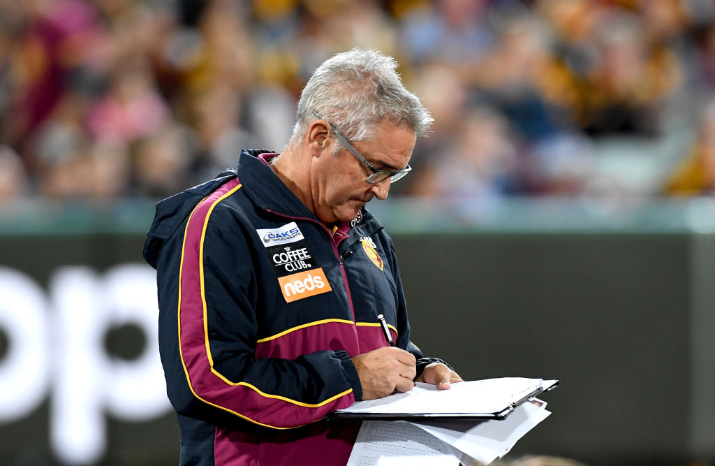 Article image for Fagan's three stats that determine the Lion's game day plan