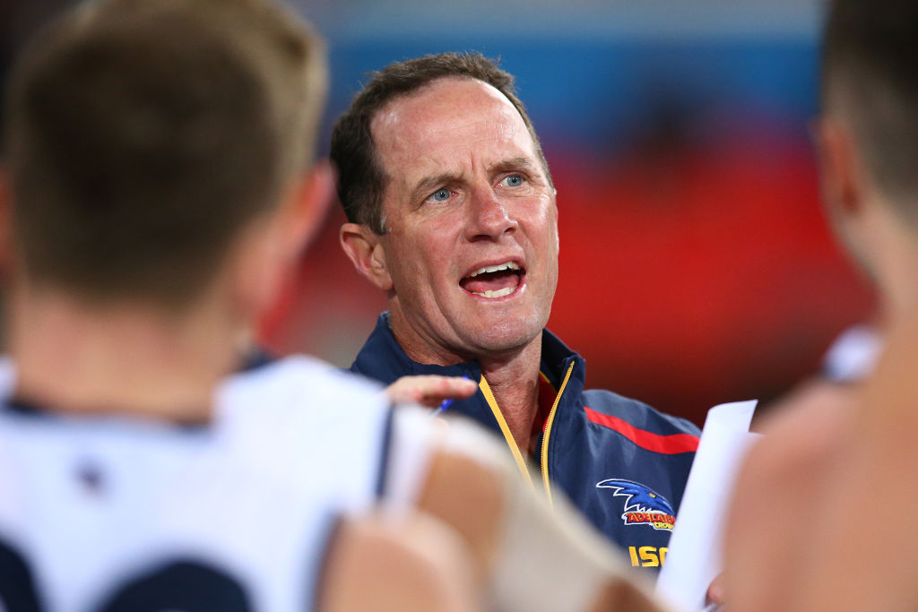 Article image for Don Pyke departs Adelaide Crows