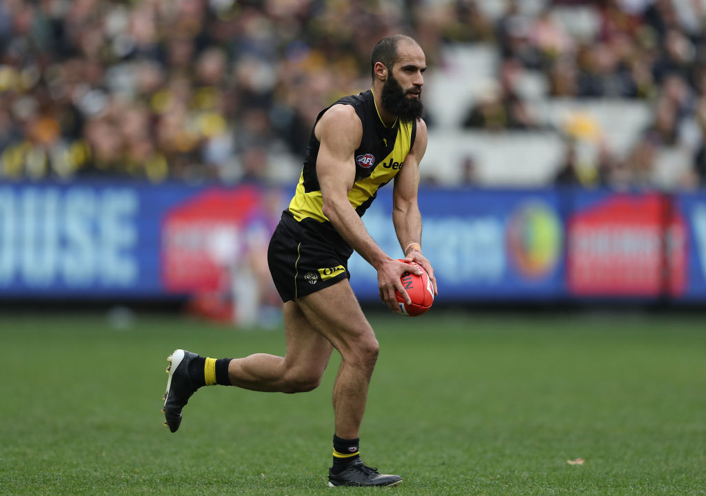 Article image for Bachar Houli signs for one more