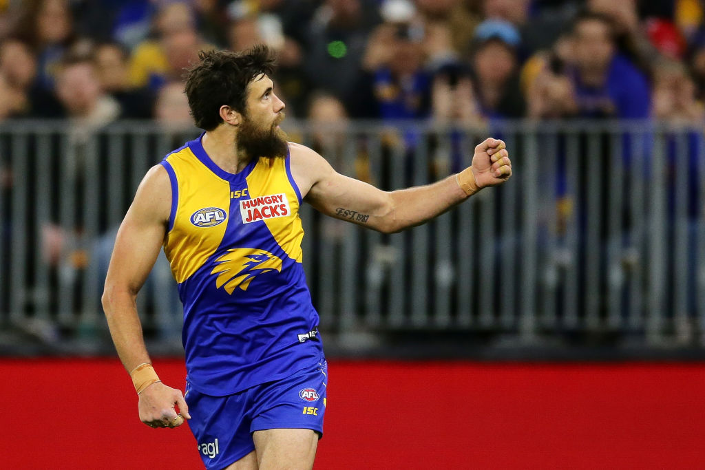 Article image for West Coast Eagles show Essendon why they're the reigning premiers