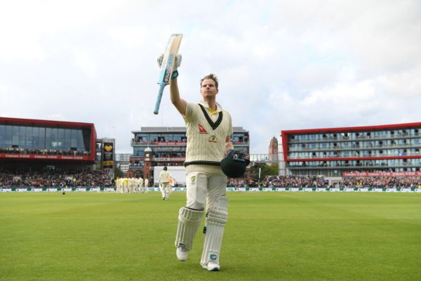 Article image for Smith makes up for lost time as extraordinary Ashes series reaches new heights