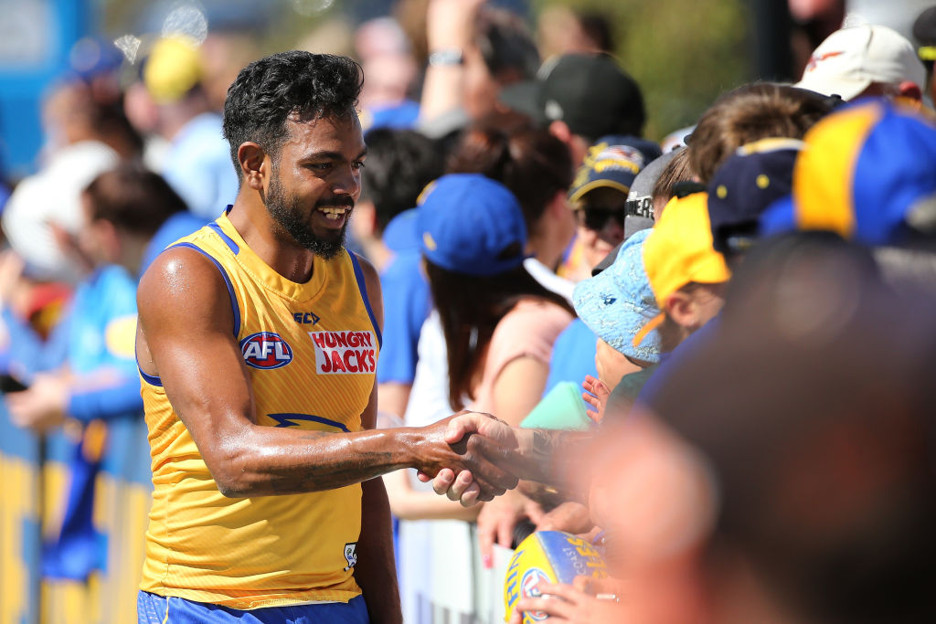 Article image for Willie Rioli faces fresh ASADA allegation after positive test following finals win