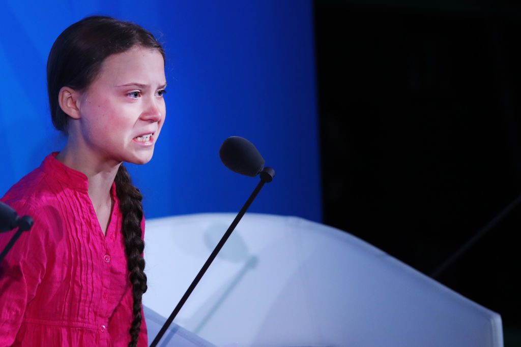 Fox News apologises to Greta Thunberg for pundit's 'disgraceful' remark