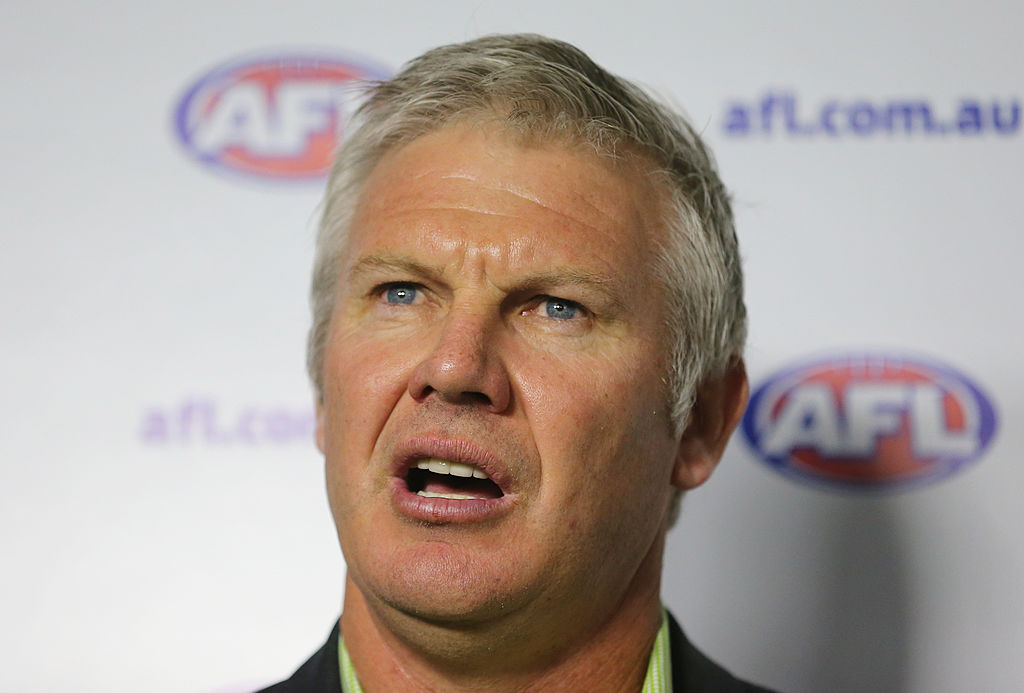 Article image for Danny Frawley's family releases statement following his tragic death