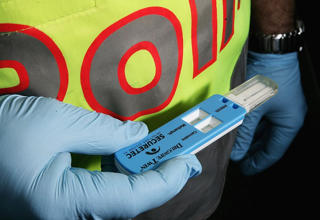 Article image for Roadside drug testing: Study casts doubt on device accuracy