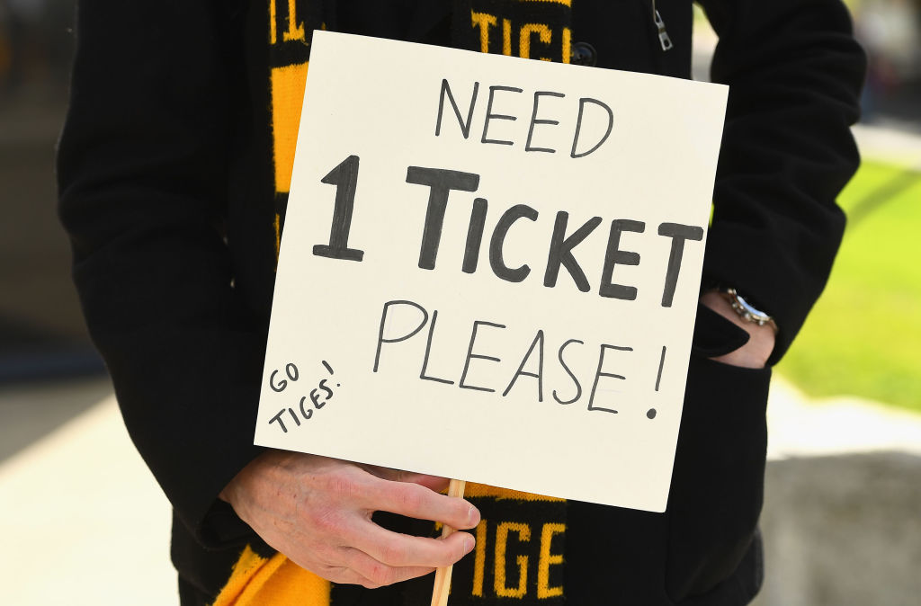 Article image for Neil Mitchell takes aim at the grand final ticket ballot fee