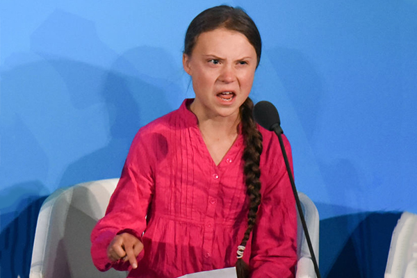 How dare you!': Greta Thunberg's angry speech to world leaders at climate  conference – 3AW