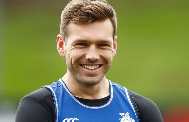 Article image for Shaun Higgins extends his contract at North Melbourne
