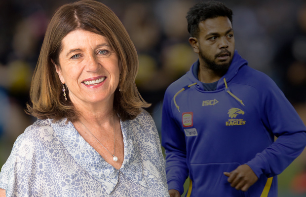 Article image for Caroline Wilson says Willie Rioli was 'clearly' target-tested for drugs