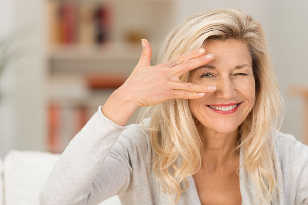 As nature intended – easy, all-natural ways to help combat the symptoms of menopause