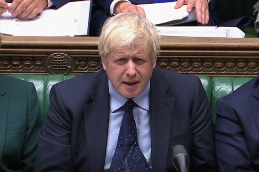 Article image for Boris Johnson loses parliamentary control as MPs rebel over no-deal Brexit