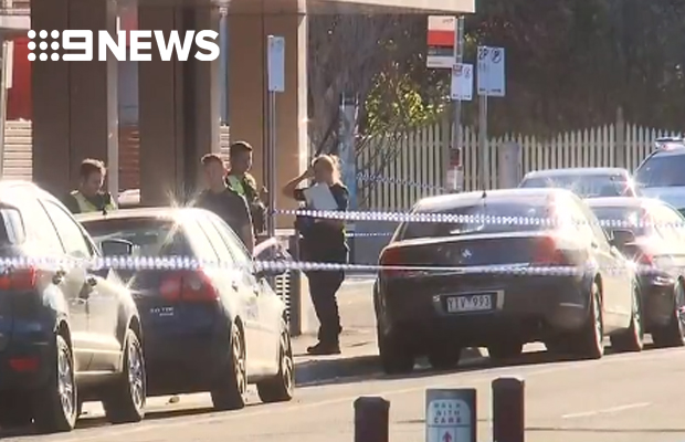 Article image for Police investigate shooting at Carnegie