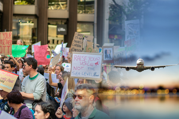 Travel company encourages employees to skip work (with pay) to attend climate strike