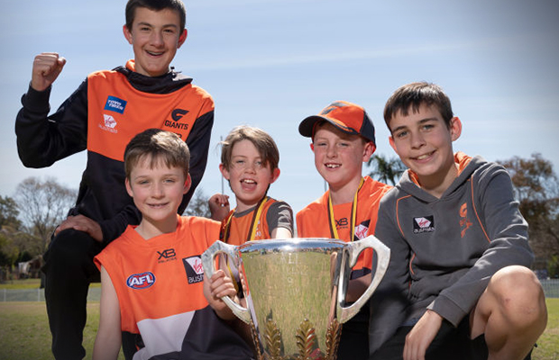 Article image for Does western Sydney care about the Giants? Tony Jones finds out