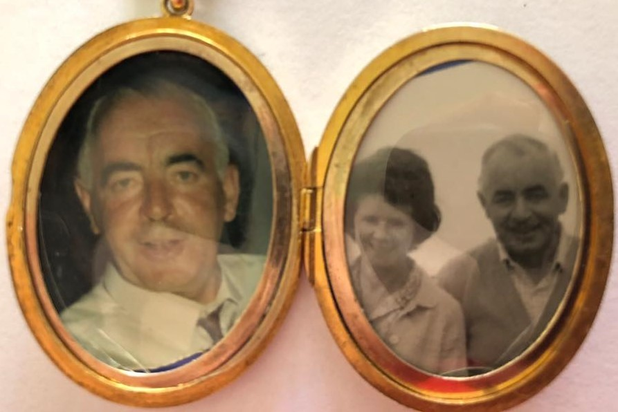 Can you help? Woman's bid to reunite lost locket with rightful owner