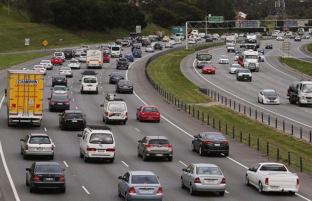 Article image for Andrews, Morrison team up for $1 billion Monash gridlock-buster