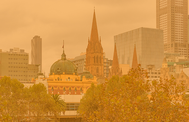 Article image for Orange city? It appears Melburnians are turning on the Tigers