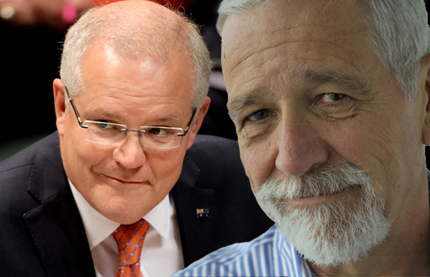 Article image for Scott Morrison faces economy 'challenges', stays neutral on US-China relations
