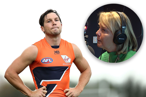Article image for Toby Greene's mum reveals the 'devastating' family tragedy the GWS star has endured this year