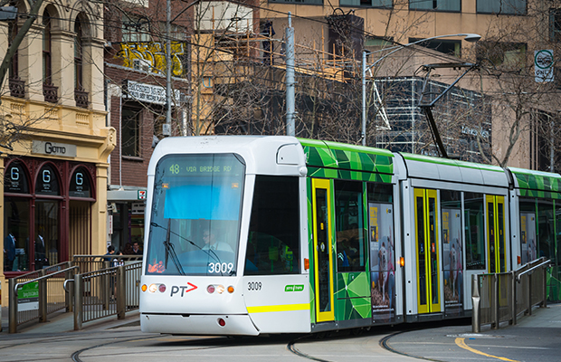 Article image for TRAM STRIKE: Union leader takes aim at minister as drivers walk off