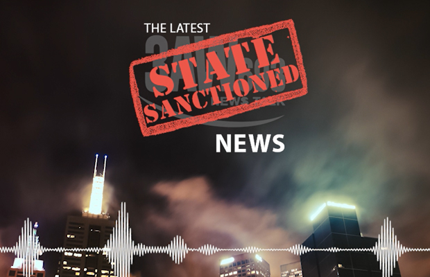 State-sanctioned news: Neil Mitchell presents your government-approved headlines
