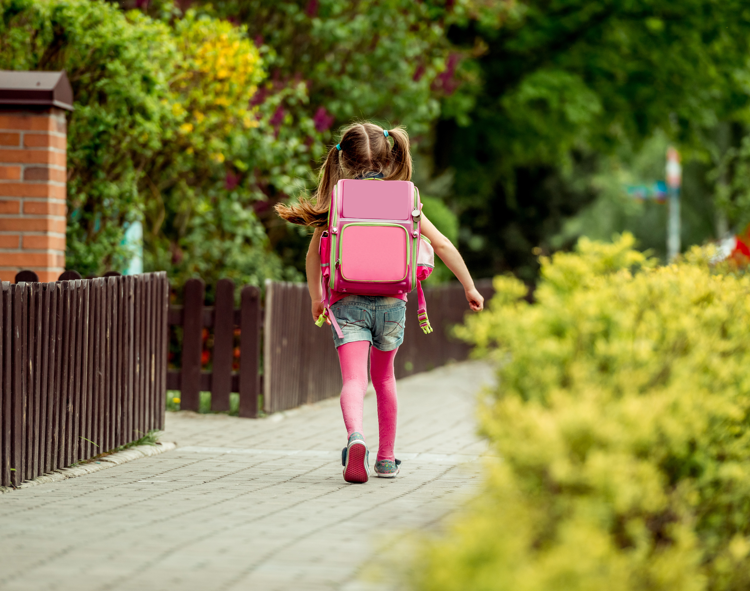 Article image for Why parents aren't letting their kids walk to school alone…
