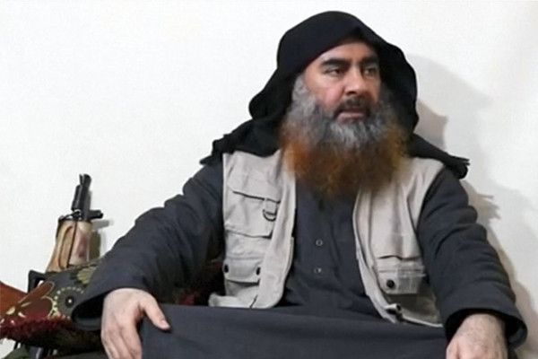 Article image for Trump reveals ISIL leader Abu Bakr Al-Baghdadi killed after US raids