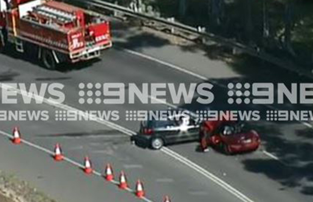Article image for Woman killed in horror head-on smash north west of Melbourne
