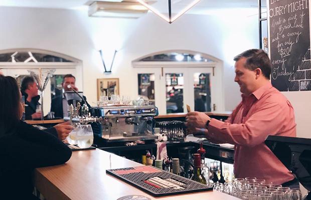 Article image for Pub Of The Week: Tony Leonard reviews the Cross Tavern, St Kilda