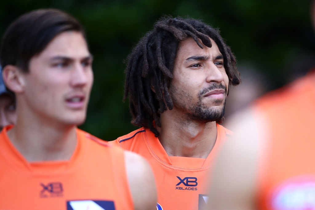Article image for North Melbourne recruit can't wait to play alongside mate, says they're chasing breakout years