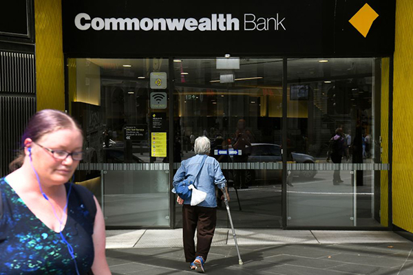 Commonwealth Bank customers experiencing nationwide outages