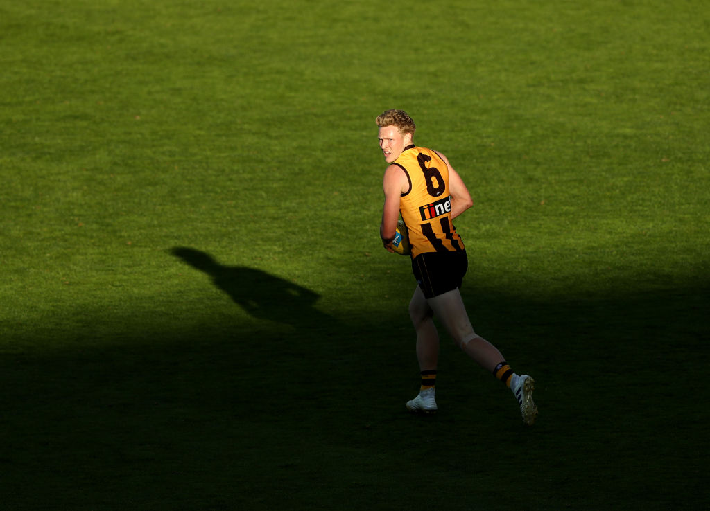 Article image for Hawthorn star signs long-term deal