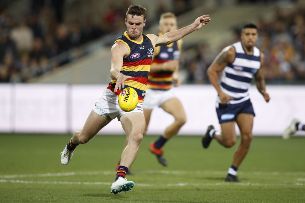 Article image for New Adelaide coach sees best and fairest winner as part of the Crows' future