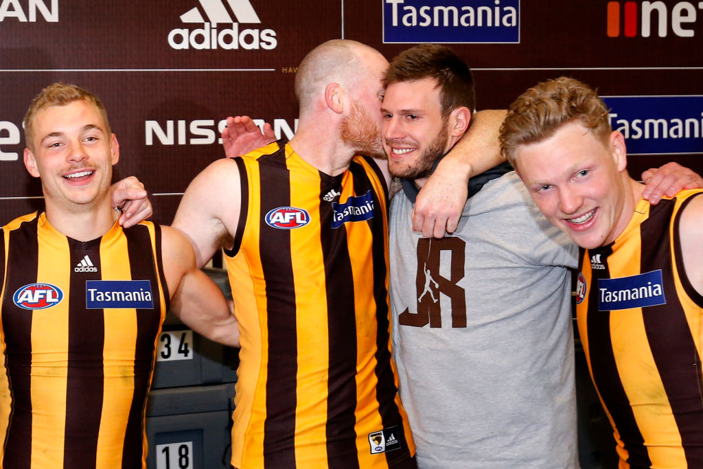 Article image for Another Hawthorn veteran is off to the Brisbane Lions!