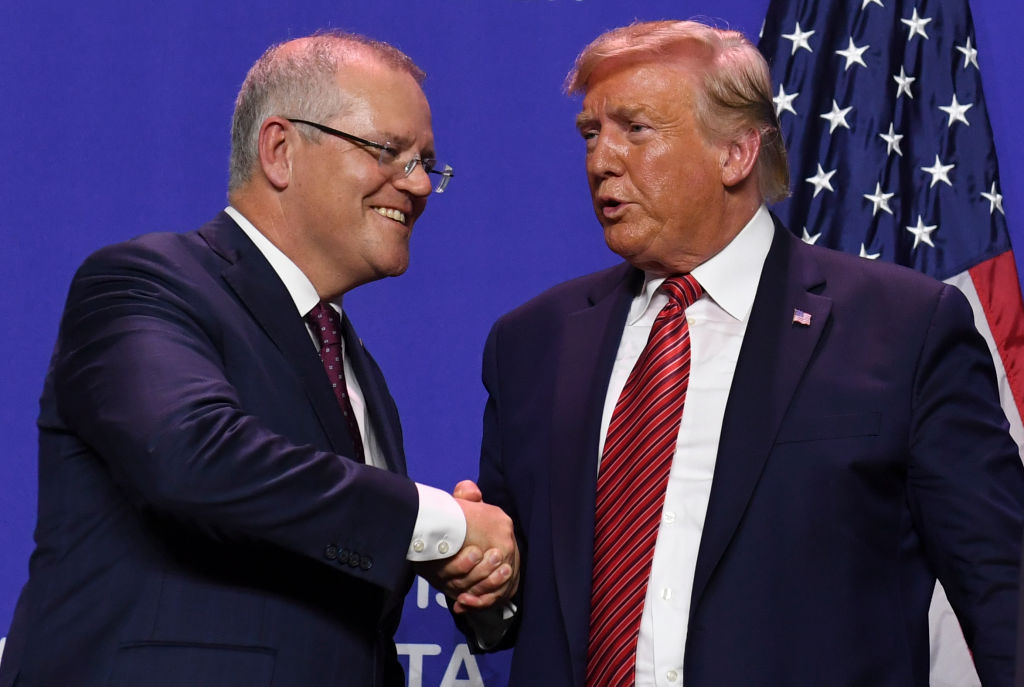 Article image for Why Donald Trump wants Australian help to investigate the origins of the Mueller probe