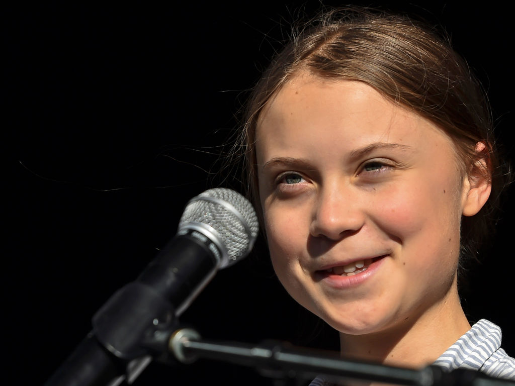 Article image for Why Greta Thunberg is 'worthy' of the Nobel Peace Prize