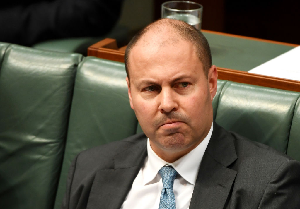 Article image for Tom Elliott responds to Josh Frydenberg's advice to those unhappy with their bank…
