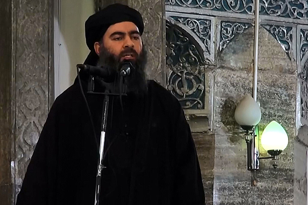 Article image for 'It would embarrass the group': Foreign affairs expert calls for footage of ISIS leader's death to be released
