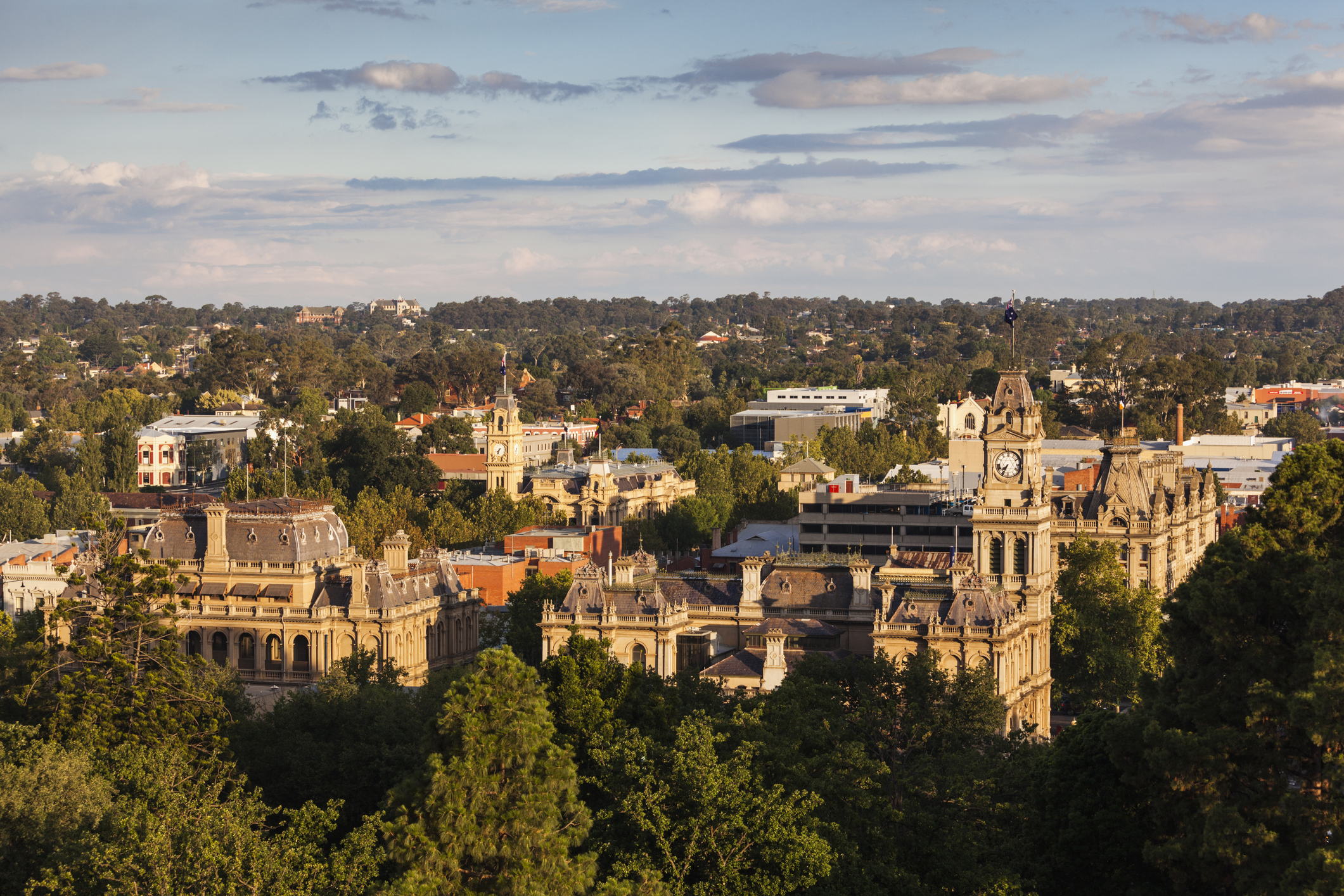 Article image for Bendigo declared a 'City of Gastronomy' by UN