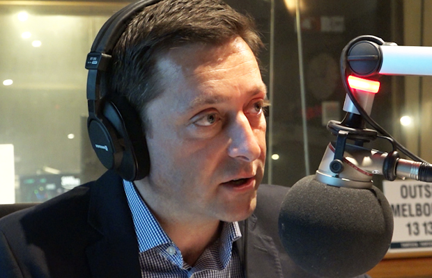 Article image for Matthew Guy gives his first interview since returning as Victorian Liberal leader