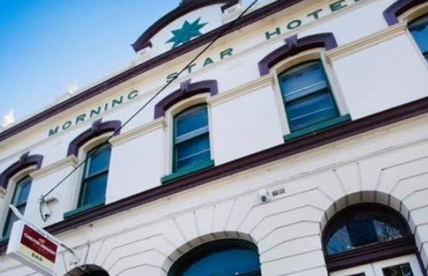 Article image for Pub Of The Week: Tony Leonard reviews the Morning Star Hotel, Williamstown