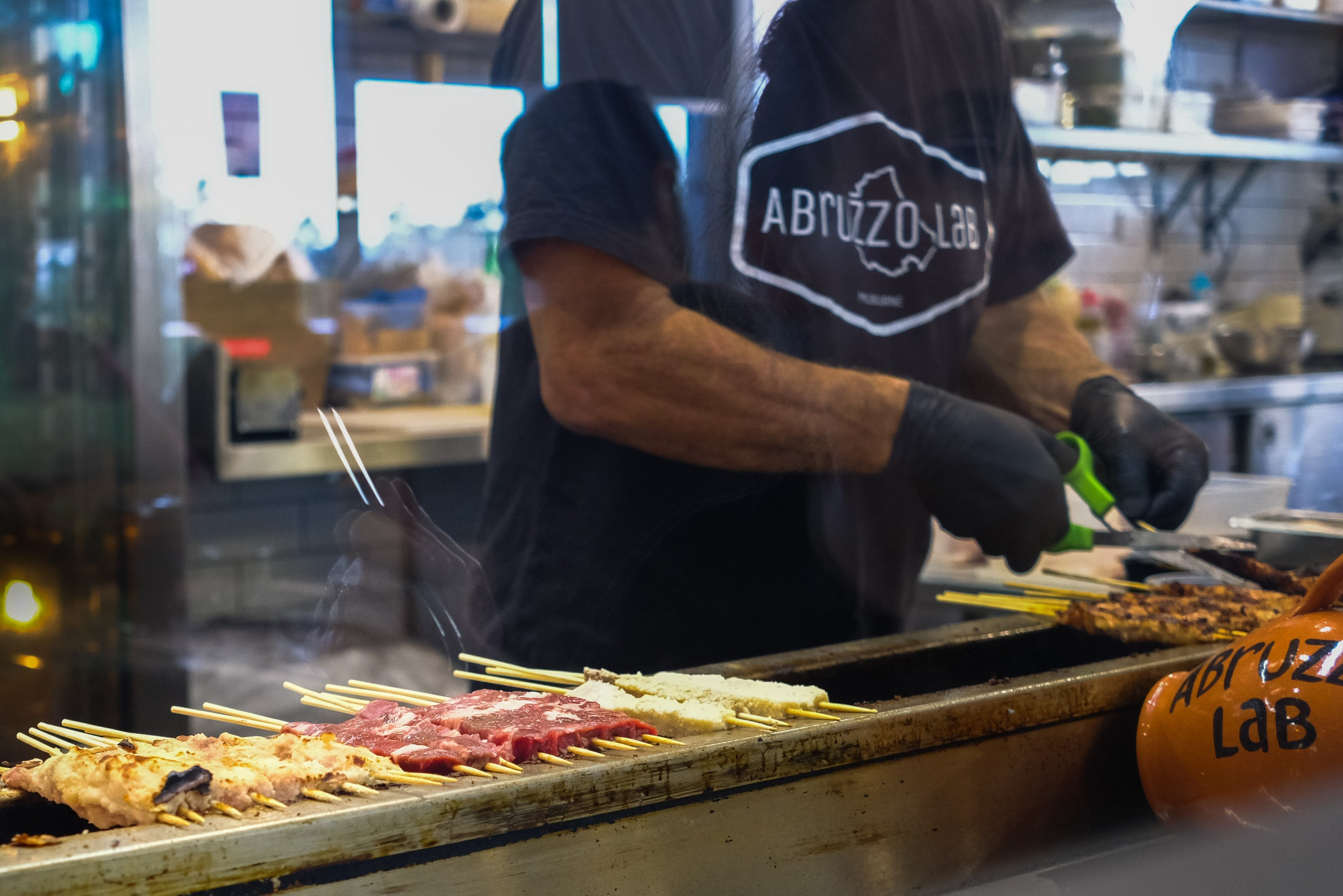Article image for Scorcher reviews: Abruzzo Lab – 'Australia's first dedicated arrosticini restaurant'