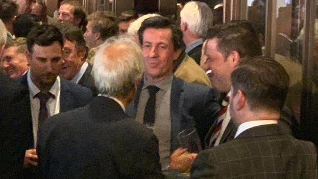 Article image for Why Neil Mitchell says Labor MP should be 'cut some slack' over grand final photo
