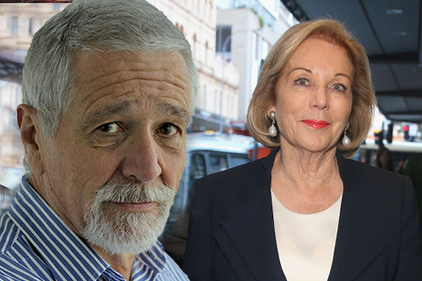 Article image for 'She's lost the plot': Neil Mitchell responds to Ita Buttrose's criticism of the media as 'too white'